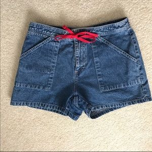 GAP Denim Jean Shorts Size 10